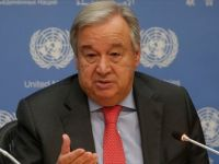 Guterres'den Soçi Mutabakatının Uygulanması Çağrısı