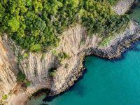 Bartın'daki 80 Milyon Yıllık Lav Sütunları Ziyaretçileri Büyülüyor