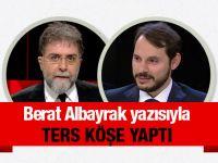 Ahmet Hakan'dan açık mektup! Adeta ders verdi