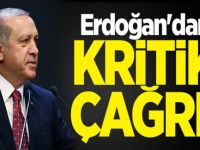 Erdoğan: Bugün herkesi havalimanına bekliyorum