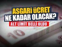 Enflasyon uçarken Asgari ücrette uçuyor! Yapılacak zam