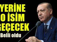 Erdoğan'ın yerine o isim geçecek