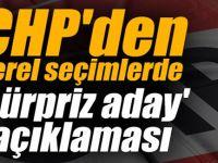 Eski Bakan CHP'den aday oluyor