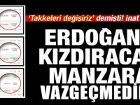 Erdoğan'ın uyarısına rağmen vazgeçen yok