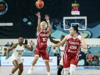 A Milli Kadın Basketbol Takımı İkinci Maçını Kaybetti