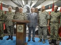 Genelkurmay Başkanı Güler Birlikleri Denetledi
