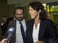 Hollanda'nın Ankara Büyükelçisi Marjanne de Kwaasteniet, Türkiye'ye Geldi