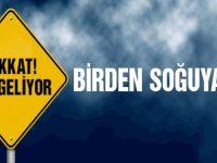 Ve Resmen Kış başlıyor : İstanbul dahil bir çok ile kötü haber