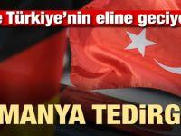 Türkiye'nin eline geçiyor! Almanya panik içinde