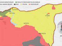 YPG/PKK-DEAŞ Çatışması Sürüyor
