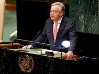 Guterres'ten Dünya Liderlerine İş Birliği Çağrısı