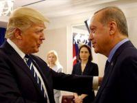 Cumhurbaşkanı Erdoğan, BM Genel Kurulunda Trump ile Görüştü