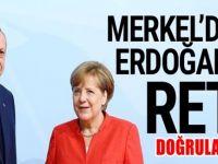 Merkel neden böyle yaptı ? Flaş iddia