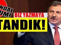 Eski AKP'li vekilin Türk Devleti benzetmesi PES dedirtti!
