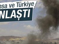 Erdoğan ve Macron düşman çatlattı