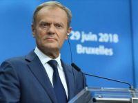 AB Konseyi Başkanı Donald Tusk'tan BM'de Reform Çağrısı