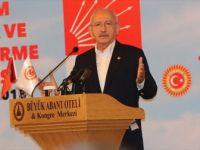 Kılıçdaroğlu: 'Türkiye'de Hukukun Olmasını İstiyoruz'