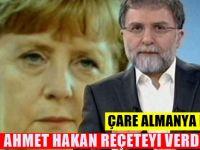 Ahmet Hakan: Bırakın Almanya'dan medet ummayı!