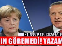 Türk basınının kaçırdığı ŞOK ayrıntıyı Almanlar yakaladı