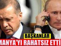 Alman basınından Erdoğan'a ŞOK Putin uyarısı