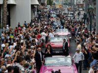 Uluslararası Antalya Film Festivali Geleneksel Kortejle Başladı