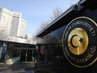 Dışişleri Bakanlığı: 'Türkiye Endonezya'ya Yardıma Hazır'