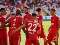 Sivasspor'un Galibiyet Hasreti Sona Erdi, Bursaspor 0-2 Sivasspor