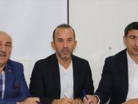 Erzurumspor, Mehmet Özdilek ile Sözleşme İmzalı