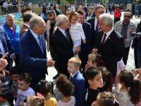 CHP Genel Başkanı Kılıçdaroğlu Ata'm Kreş ve Çocuk Merkezini Ziyaret Etti