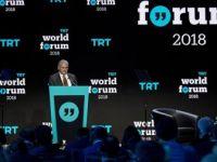 TRT World Forum Başladı