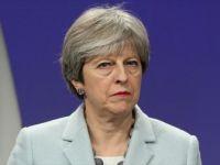 İngiltere Başbakanı May'den 'Anlaşmasız Brexit' Açıklaması