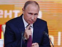 Rusya Devlet Başkanı Putin'den Skripal'e 'Alçak' Suçlaması