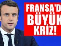 Macron Hükümetinde Deprem : Fransa'da büyük kriz