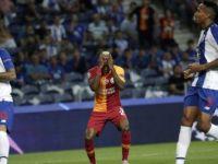 Galatasaray, Portekiz'de Kaybetti, Porto 1-0 Galatasaray