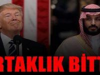 Ve Prens Selman, Trump'a resti çekti!