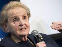 Madeleine Albright: 'Trump Putin için Adeta Bir Hediye'