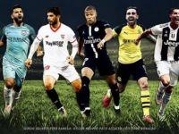 Avrupa'nın 5 Büyük Futbol Liginde Görünüm