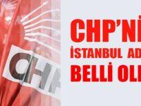 CHP'li vekil İBB adaylığını açıkladı