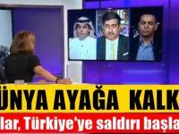 Suudlar, Türkiye'ye saldırı başlattılar!