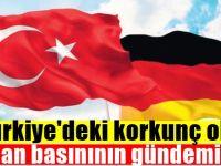 Türkiye'deki korkunç olay Almanya basınında gündem