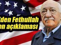 ABD'den FETÖ lideri Gülen hakkında son dakika kararı