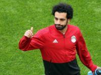 Yıldız Futbolcu Salah Kornerden Gol Attı