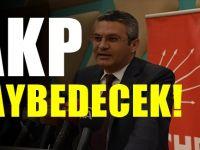 CHP'li Salıcı AKP'yi bekleyen sonu açıkladı