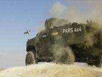 Türkiye'nin 'Yeni Nesil Tank Avcıları' Attığını Vurdu