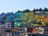 'Renklendir Hayatı' Projesinin 7. Durağı Kuşadası