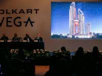 Folkart Yapı, Yeni Projesi Folkart Vega'yı Tanıttı
