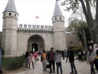 İstanbul'da Ziyaretçi Rekoru Topkapı Sarayı'nda