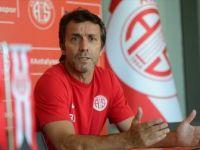 Korkmaz: 'Önümüzdeki Senelerde Yukarılara Oynayan Bir Antalyaspor Olacak'