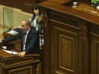 Ermenistan Başbakanı Nikol Paşinyan İstifa Etti