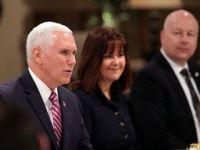 ABD Başkan Yardımcısı Mike Pence'den 'Kaşıkçı' Açıklaması